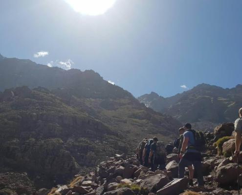 Jabal Toubkal Guided Trips Mammoth Exploration 6