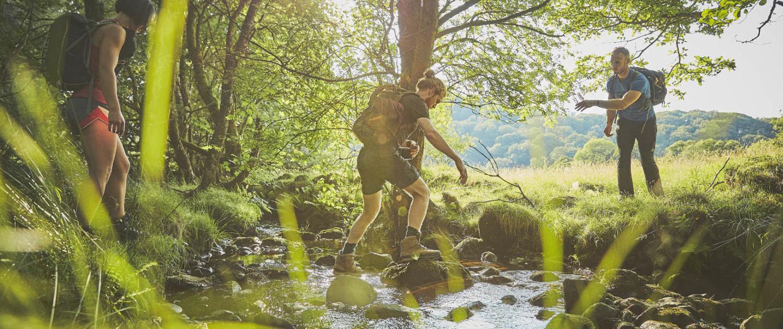 Guideed Hiking Adventures
