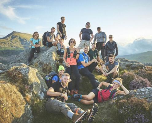 Snowdonia Adventure Trip 2 Mammoth Exploration